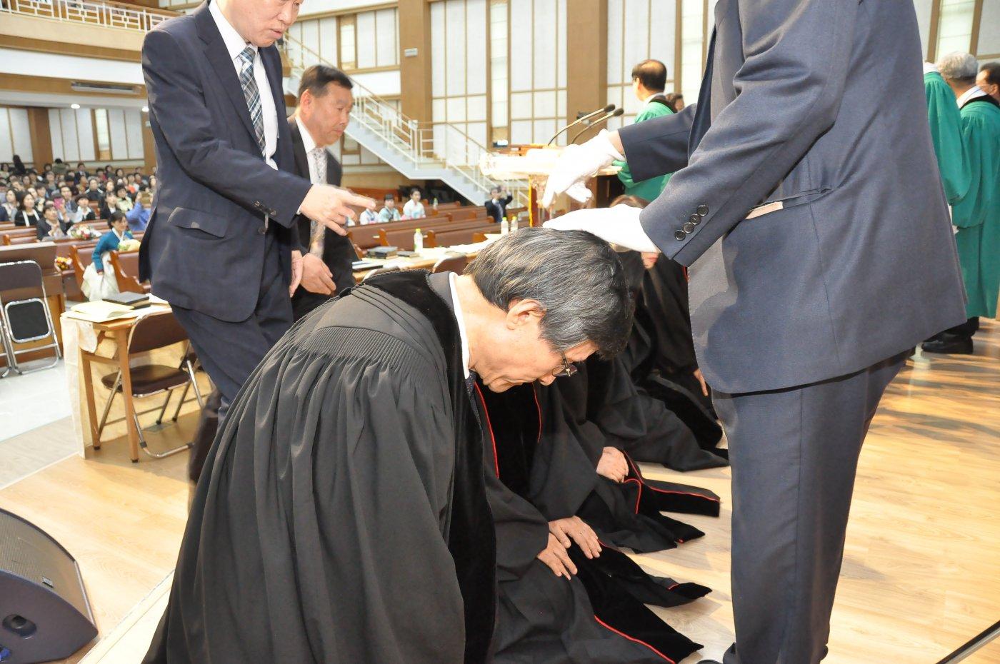 김승용 목사님 목사안수